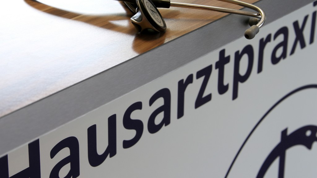 Hausarztpraxis (Foto: dpa)